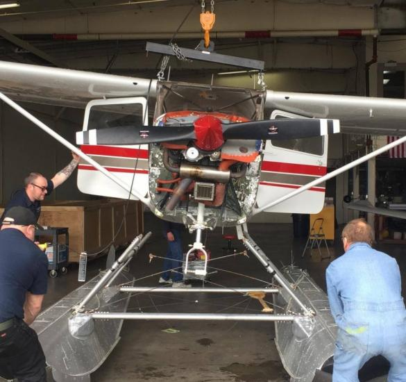 Seattle Aircraft Maintenance Airplane Repair