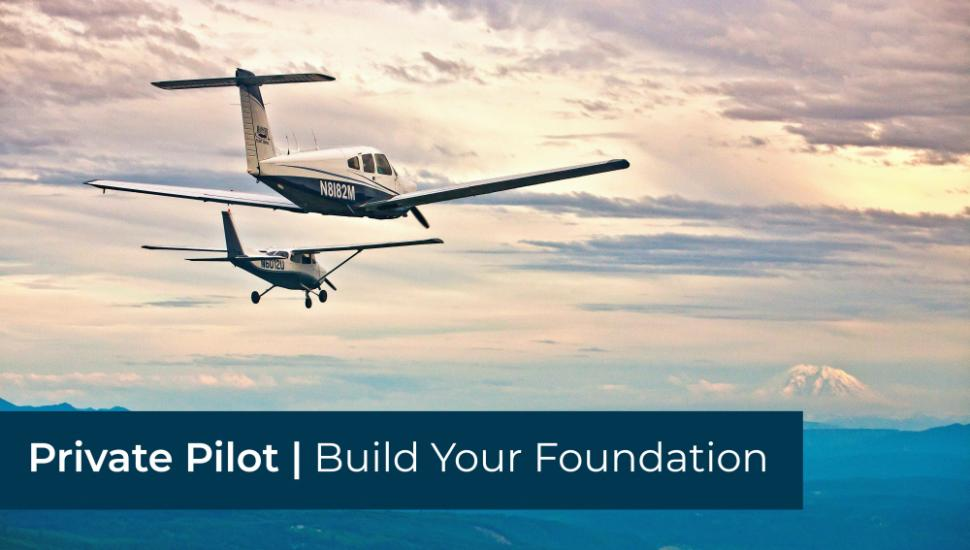 Seattle Flight Training | Flying Lessons | Renton Municipal Airport