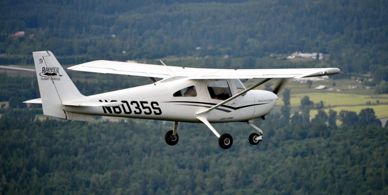 Pilot Training Sport Pilot Instruction